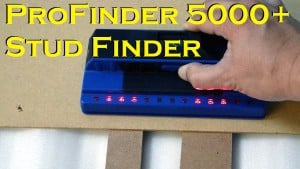 Profinder 5000 Professional Stud Finder Review