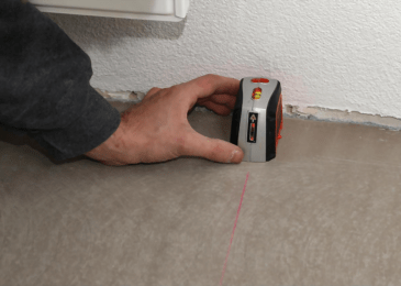 The Best Laser Level for Tiling